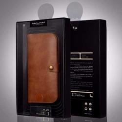 Ốp bao da kiêm ví đựng tiền, thẻ atm cho iphone 6