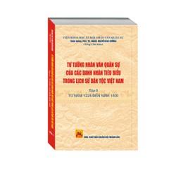 Tư tưởng NVQS của các doanh nhân tiêu biểu trong LSDT Việt Nam tập 3