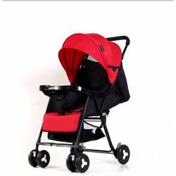Xe đẩy Seebaby QQ3 màu đỏ - Seebaby QQ3