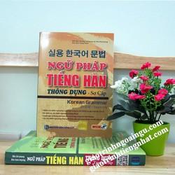 Sách Ngữ pháp tiếng hàn thông dụng trung cấp