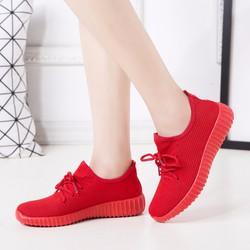 Giày thể thao đỏ phong cách BT3