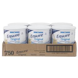 Ensure Original Nutrition Powder add water  Vanilla 397gr