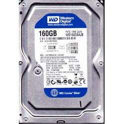 Ổ cứng gắn trong HDD 160GB