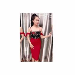 Đầm ôm body thiết kế
