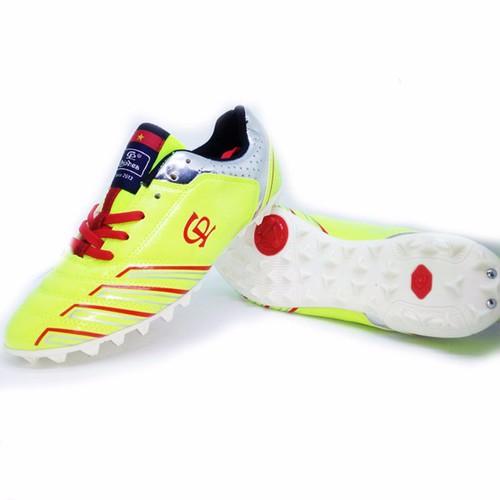 Giày đá bóng sân cỏ nhân tạo cp064t chanh