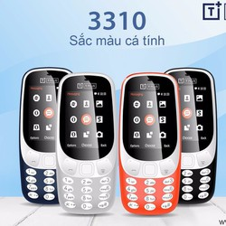 điện thoại 3310 2sim mới tplus