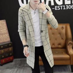 áo khoác măng tô nam Mã: NK1110 - XÁM