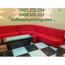 Chuyên sản xuất trực tiếp theo yêu cầu sofa nhà hàng karaoke