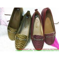 Giày mọi nữ công sở da  GMN3