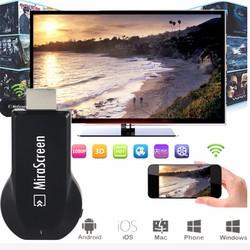 HDMI kết nối không dây MIRASCREEN Điện thoại với Tivi, Máy chiếu