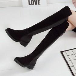 Giày bôt nữ trẻ trung, sành điệu - Mã số MM90156