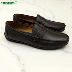 Giày lười da nam GC thời trang