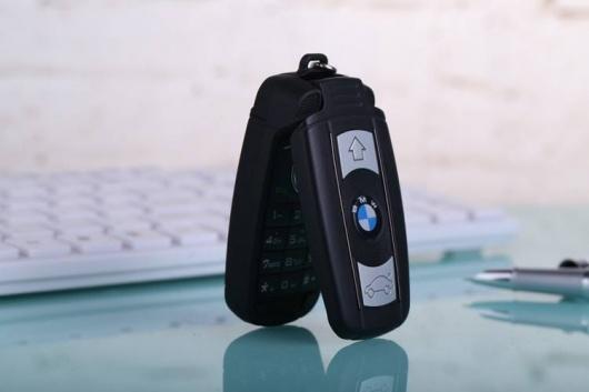 Điện thoại BMW V10 mini nắp gập tinh tế Full Box 5