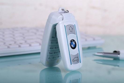Điện thoại BMW V10 mini nắp gập tinh tế Full Box 3