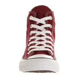 Giày bata cao cổ màu mận