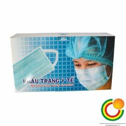 Khẩu trang y tế medical face mask 3 lớp kháng khuẩn