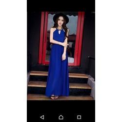 Đầm Maxi quyến rũ 2017