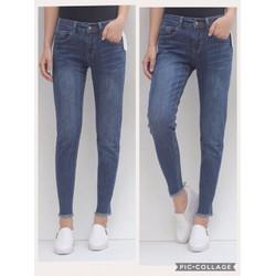 Quần Jeans boy trơn