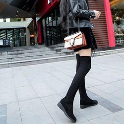 Giày bốt nữ sành điệu, trẻ trung  - Mã số MM90035