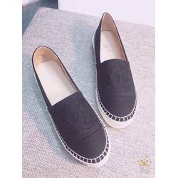 giày mọi nữ chữ X