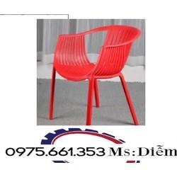 Ghế nhựa dành cho cafe sân vườn giá rẻ