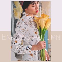 SIRENA SHIRT - Áo sơ mi nữ hoa - Thời trang công sở hiện đại