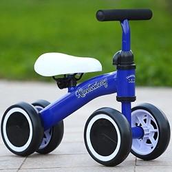 Xe đẩy chân vận động cân bằng 4 bánh