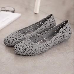 Giày nữ thời trang chất liệu cao cấp thoáng mát cho ngày mưa 300