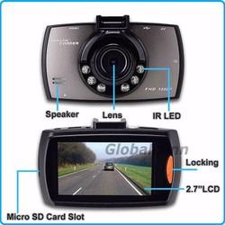 Camera Hành Trình G30 - Dành Cho Ô TÔ