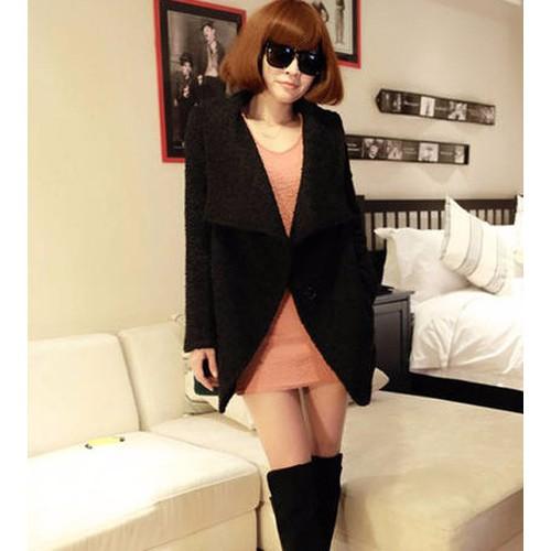 áo khoác lông thu đông cá tính Mã: AO2355