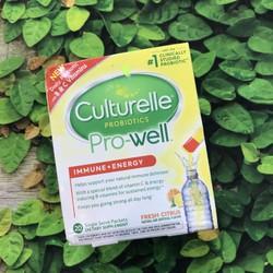 Culturelle Probiotic hỗ trợ sức khoẻ tiêu hoá