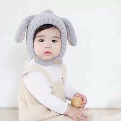 mũ tai gấu cho bé