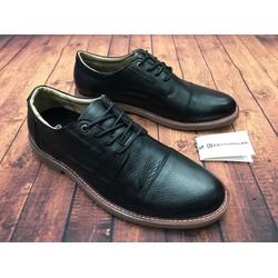 Giày da Caterpillar - CA501 43 - Đen