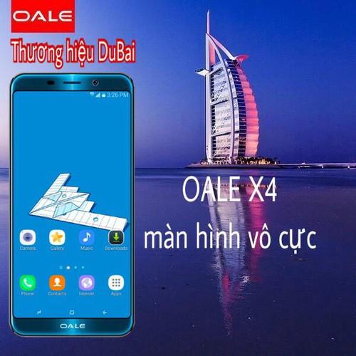 smartphone OALE X4 màn hình vô cực - 10424803 , 11145989 , 15_11145989 , 2250000 , smartphone-OALE-X4-man-hinh-vo-cuc-15_11145989 , sendo.vn , smartphone OALE X4 màn hình vô cực