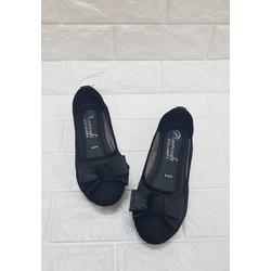 Giày búp bê nơ 2
