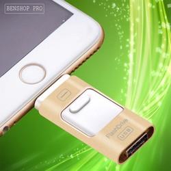 iUSB FlashDrive SOSMART 32G cho iphone, ipod, ipad, android