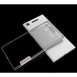 Ốp lưng dẻo silicon trong suốt Sony Xperia XZ1