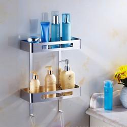 Kệ nhà tắm inox 304 cao cấp không hoen gỉ NX6205-28