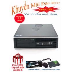 Máy tính đồng bộ HP Compaq 6300 Pro SFF Intel Core i3 4GB, HDD 250GB