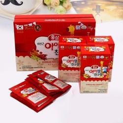 Nước Hồng Sâm trẻ em Baby Bio Gold Kids Hàn Quốc 20ml x 30 gói