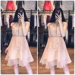 váy ren cực xinh