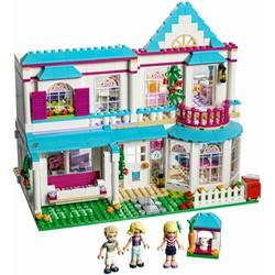 Lego friends- Ngôi Nhà Của Stephanie