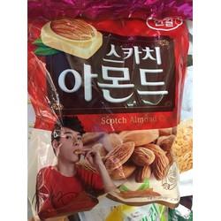 Kẹo hạnh nhân Scotch Almond Candy Hàn Quốc