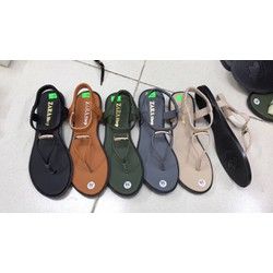 Giày sandal bệt nữ