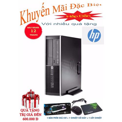 Máy tính đồng bộ HP 6300 SFF Core i3 2120,DDR3 4GB, HDD 250GB.