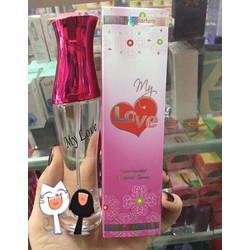 NƯỚC HOA MY LOVE 35ML