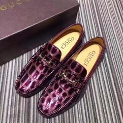 Giày lười nam hàng hiệu cao cấp, Mã số SN587