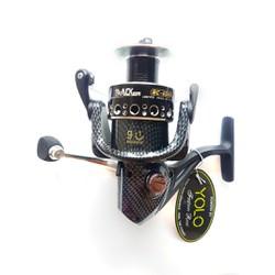 Máy câu cá BC Black Cracker 6000 chính hãng
