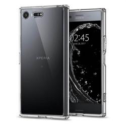 Ốp lưng dẻo silicon trong suốt  Sony Xperia XZ Premium