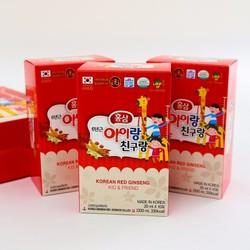 Hồng sâm cho bé Hàn Quốc Korean Red Ginseng Kid  Friend